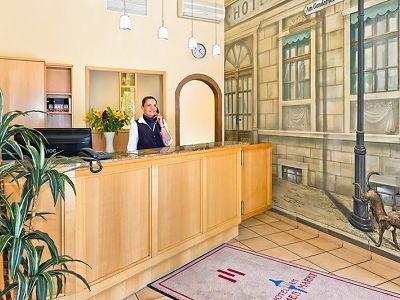 City Partner Cityhotel am Gendarmenmarkt Bild 2