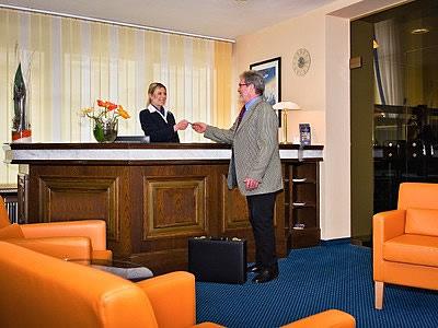 City Partner Hotel Berliner Hof Bild 3