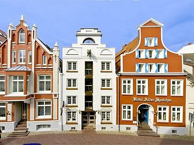 City Partner Hotel Alter Speicher
