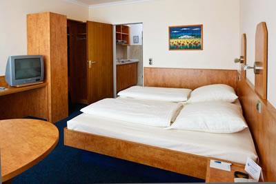 Apartment-Hotel Hamburg Mitte Bild 6