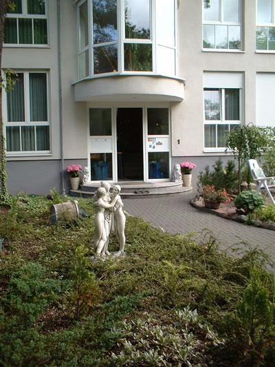 Hotel-und Appartementhaus Rheden