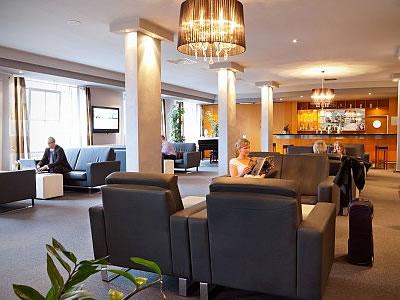 Center Hotel Alte Spinnerei Bild 3