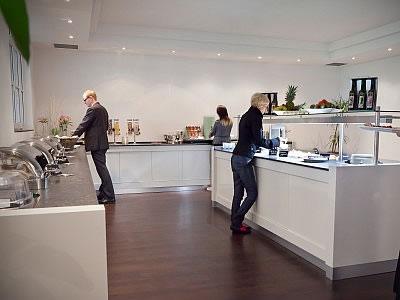 Center Hotel Alte Spinnerei Bild 5