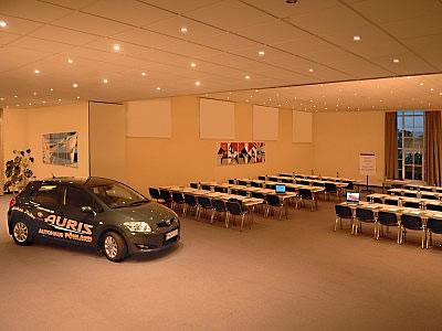 Center Hotel Alte Spinnerei Bild 8
