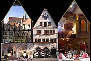 Historik  Garni Hotel Gotisches Haus