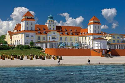 Travel Charme Kurhaus Binz - Insel Ruegen