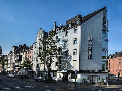 Hotel am Spichernplatz Bild 2