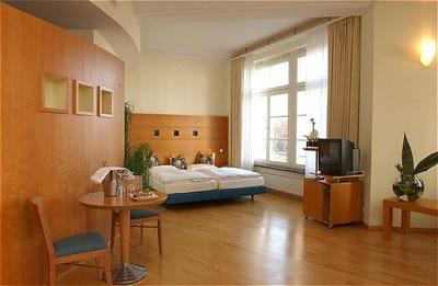 Hotel Alexander Plaza Berlin Bild 4