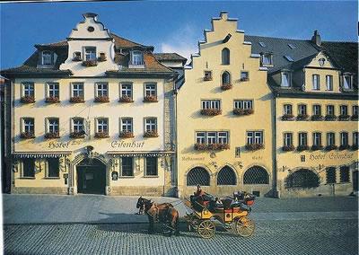 Hotel Restaurant Eisenhut