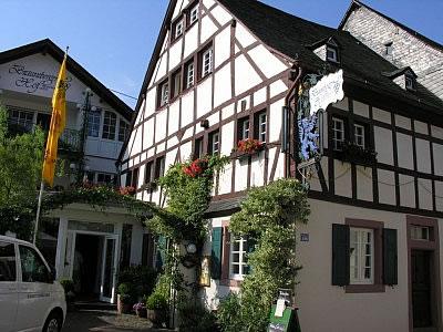 Landidyll Hotel & Weingut Brauneberger Hof