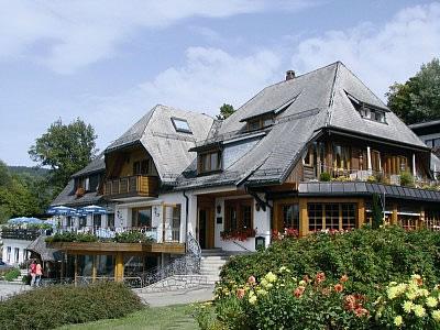 Landidyll Hotel Albtalblick