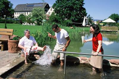 Landidyll Hotel Klostermuehle Bild 3