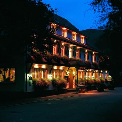 Landidyll Hotel Hirschen Bild 2