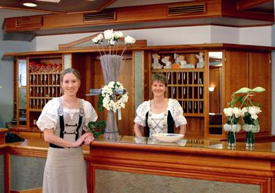 Landidyll Hotel Zum Alten Schloss Bild 3