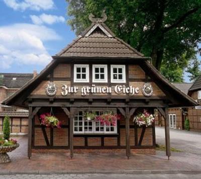 AKZENT Hotel Zur gruenen Eiche Bild 2