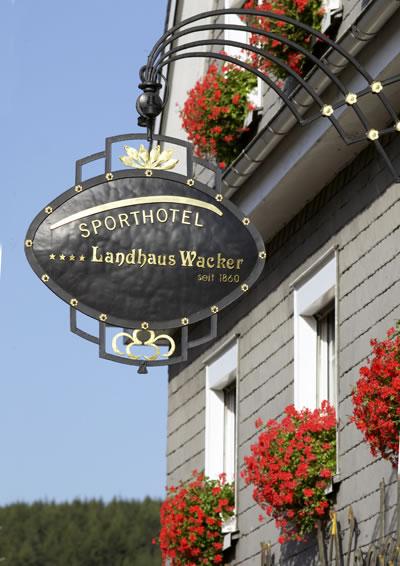 Sporthotel Landhaus Wacker Bild 2