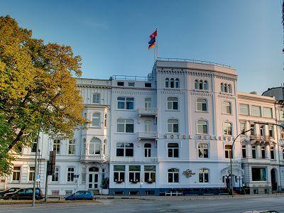 relexa hotel Bellevue Hamburg Bild 2
