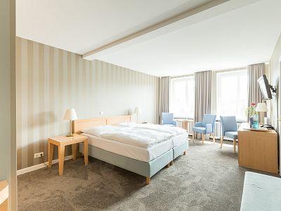 relexa hotel Bellevue Hamburg Bild 4