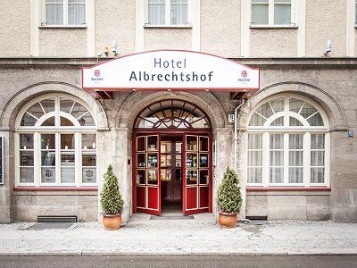 VCH-Hotel Albrechtshof Bild 3
