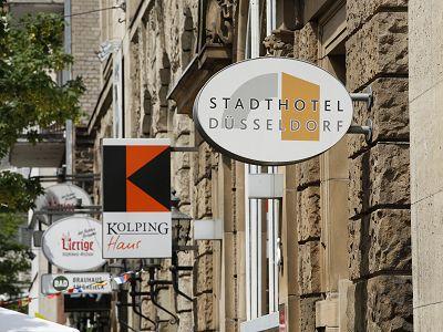 VCH-Hotel Stadthotel Duesseldorf im Kolpinghaus Bild 5