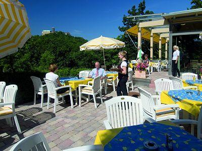 Restaurant Lutherstube Im Vch Hotel Haus Hainstein  Eisenach