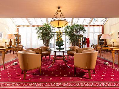 VCH-Hotel am Schlosspark Bild 3