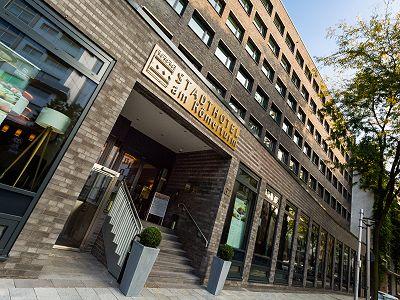 VCH Stadthotel Am Römerturm