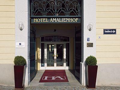 VCH-Hotel Amalienhof