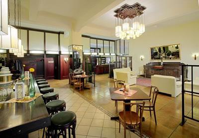 Grand City Hotel Domus Bild 2