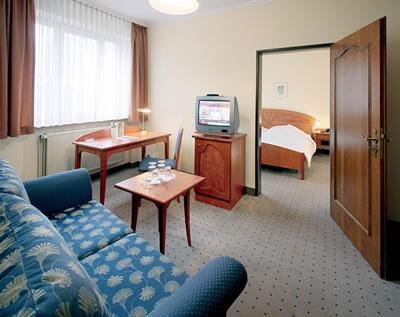 Grand City Hotel Domus Bild 6