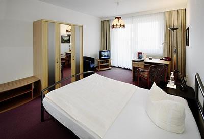 Grand City Hotel Leipzig Zentrum Bild 5