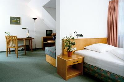 Apart Hotel Gera Bild 2