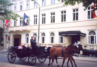 Hotel Niederlaendischer Hof Bild 2