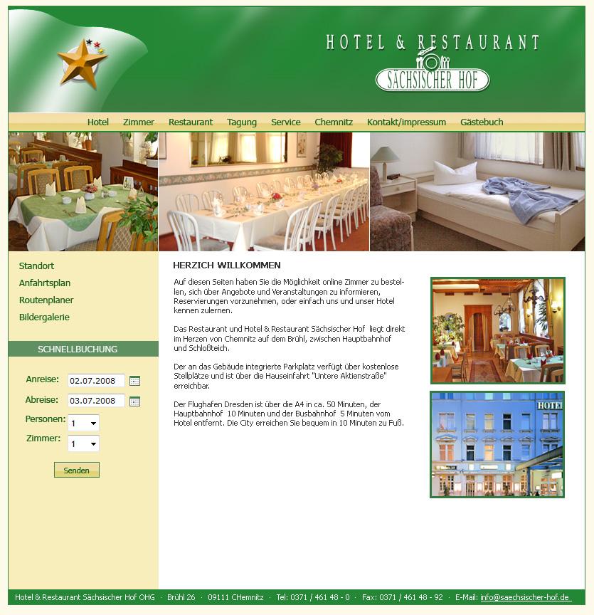 Hotel & Restaurant Saechsischer Hof Bild 5