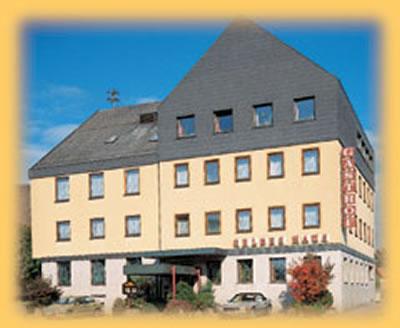 Hotel-Restaurant u.Metzgerei Gelbes Haus