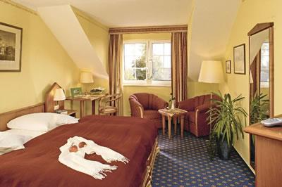 Ringhotel Zum Stein Woerlitz Bild 3