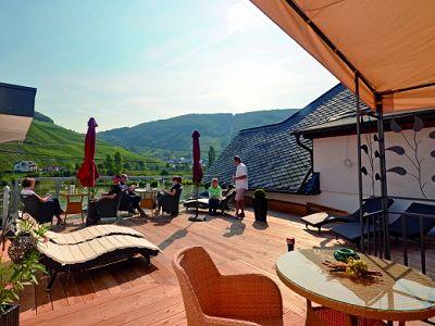 Landidyll Hotel Weinhaus Halfenstube Bild 14