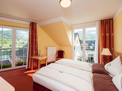 Landidyll Hotel Weinhaus Halfenstube Bild 15