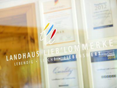 Landhaus LiebLommerke Bild 2