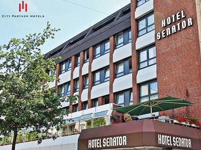 City Partner Hotel Senator