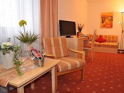 Hotel Lindenhof Ringhotel Bild 3