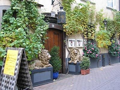 Hotel Zum Goldenen Löwen Bild 2