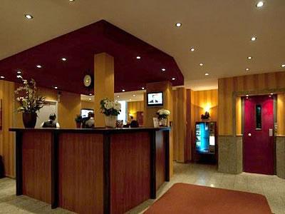 CityClass Hotel Caprice am Dom Bild 2