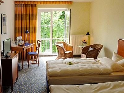 Landidyll Hotel Erbgericht Tautewalde Bild 7