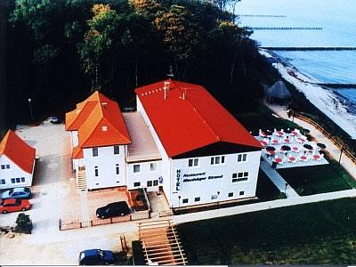 Hotel Nienhäger Strand - Blick auf's Meer