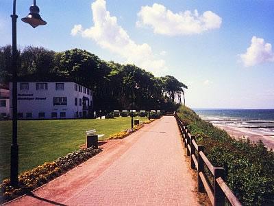Hotel Nienhäger Strand - Blick auf's Meer Bild 4