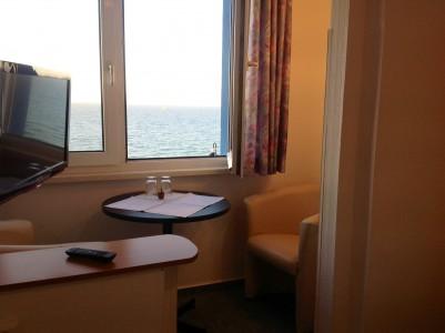 Hotel Nienhäger Strand - Blick auf's Meer Bild 5