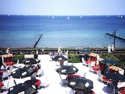 Hotel Nienhäger Strand - Blick auf's Meer Bild 7