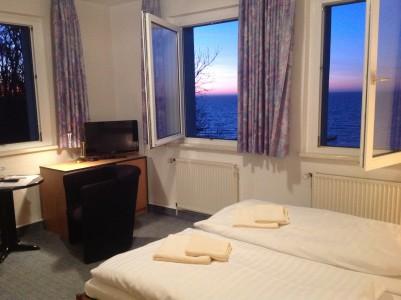 Hotel Nienhäger Strand - Blick auf's Meer Bild 8