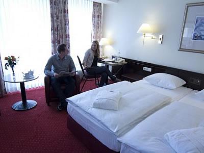Sachsenwald Hotel Reinbek Bild 4